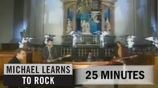 Michael Learns To Rock - 25 Minutes [Official Video] (with Lyrics Closed Caption)