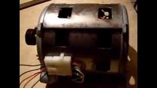 стиральная машина запуск мотора