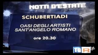 preview picture of video 'NOTTI D'ESTATE Le Schubertiadi - OASI DEGLI ARTISTI'