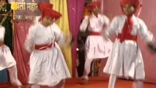 Dance Ambeche Gondhali ,Soham Rohidas Mule, Nallasopara (East)