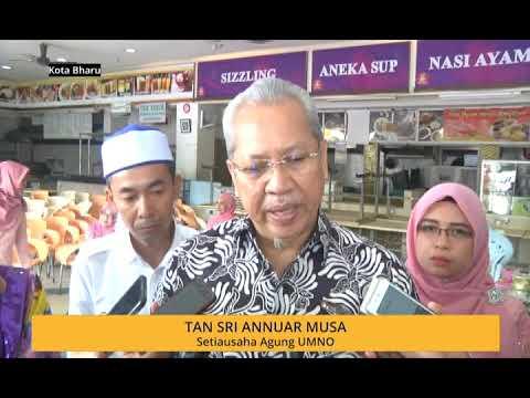 Pas - UMNO bakal metrai piagam kerjasama selepas Aidilfitri