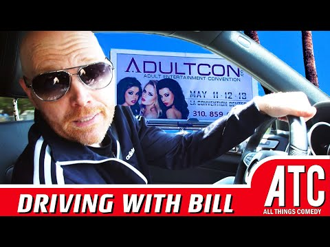 Bill Burr's Guide to Driving Etiquette: The Valley