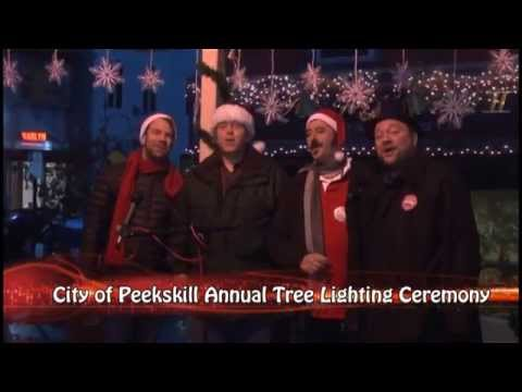 2014 Peekskill Tree Lighting