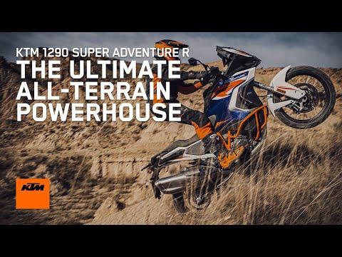 """Lính mới Harley-Davidson Pan America vừa ra, KTM đã """"chặn họng"""" bằng 1290 Super Adventure R thế hệ mới"""