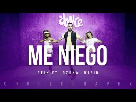 Me Niego - Reik ft. Ozuna, Wisin | FitDance Life (Coreografía) Dance Video