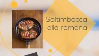 Saltimbocca alla romana - Római módra készült UGORJ A SZÁMBA hússzelet