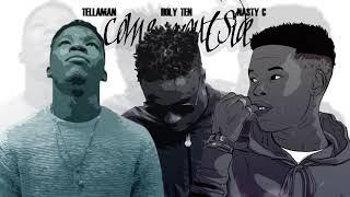 Nasty C, Holy Ten, Tellaman   Come Outside (Audio)