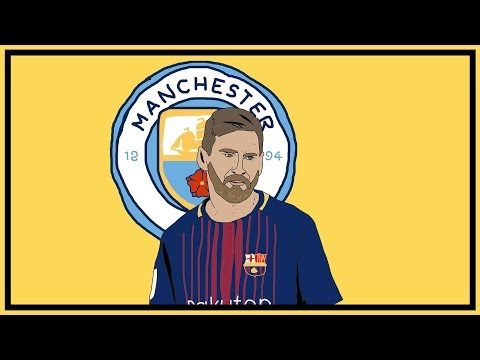 What if Messi Played for Manchester City?