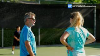Brymer Lewis Tennis Academy Grand Opening, Saturday, August 5th, 2017