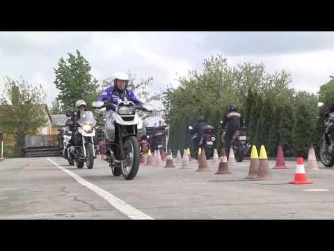 Motorosképzés, vezetéstechnika Szegeden