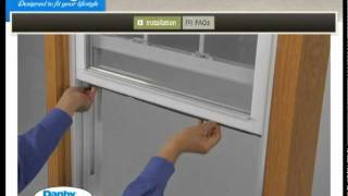 How to install a Danby Window Air Conditioner, Small to Medium Capacity