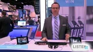 Listen Wifi™ de Listen Technologies, revolucionará la interpretación simultánea.