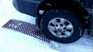 Траки для автомобиля антипробуксовочные сделать своими руками 125