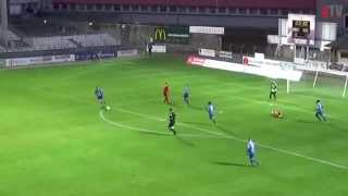 preview picture of video 'Football - RODEZ AVEYRON / FCVB - Samedi 04 Avril 2015'