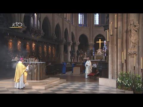 Messe du 3 juin 2018