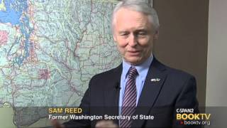"""C-SPAN Cities Tour - Olympia: Trova Heffernan """"An Election for the Ages"""""""