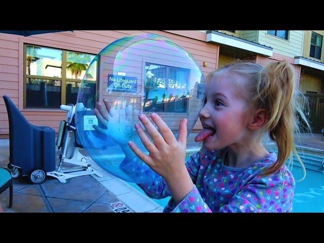 Набор для выдувания суперпрочных пластиковых пузырей