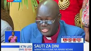 NCCK imelaani tukio la vijana kuvamia kundi la wanawake Kisumu
