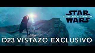 Nuevo video de El Ascenso de Skywalker desde la D23