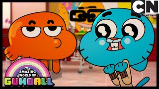 Darwin's Fed Up of Being Gumball's Shadow | Gumball | Cartoon Network
