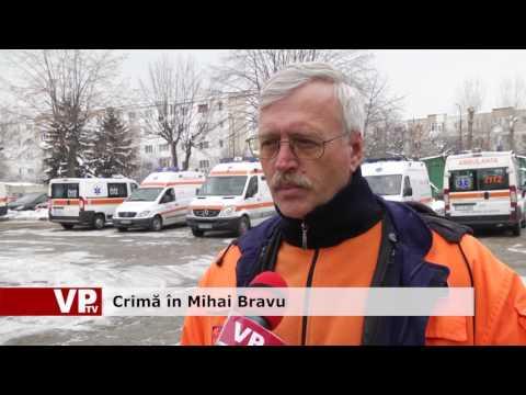 Crimă în Mihai Bravu