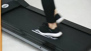 Genki Electric Treadmill Gym Running Exercise Machine Home Fitness Equipment