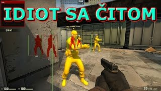 Citer BEZ MOZGA (CS:GO Overwatch #3)