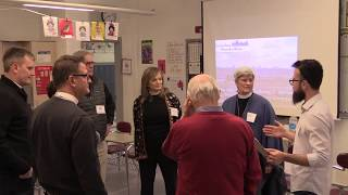 JPB LEADS WORKSHOPS WITH ECCT
