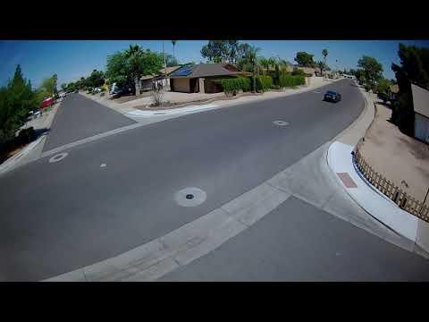 iFlight Cinebee 75HD - FPV Hot Afternoon Flight Outside My House