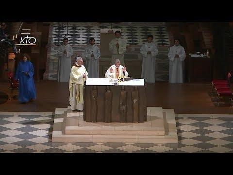 Messe du 17 novembre 2017