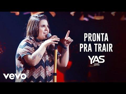 Yasmin Santos Pronta Pra Trair Ao Vivo