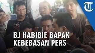 Erick Thohir: BJ Habibie adalah Bapak yang Membuka Kebebasan Pers