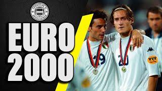 Il MALEDETTO EUROPEO 2000     La beffa FINALE