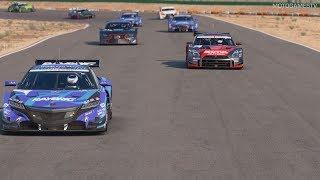 Gran Turismo Sport - Willow Springs Gr.2 Online Race