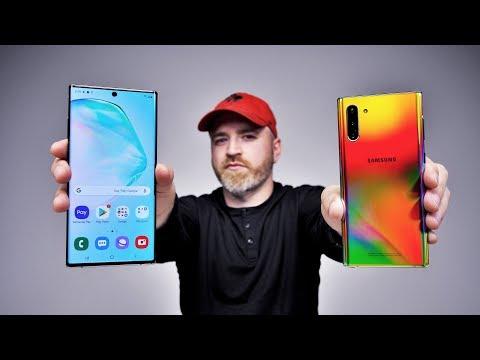 Samsung Galaxy Note 10 Hands On