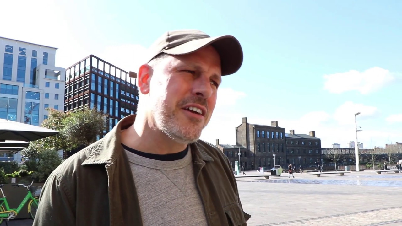 Urban Living Festival Street Vox Pops: What is Coworking?