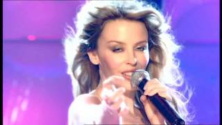 Kylie Minogue - I Believe In You (Live TOTP Saturday 20-11-2004)