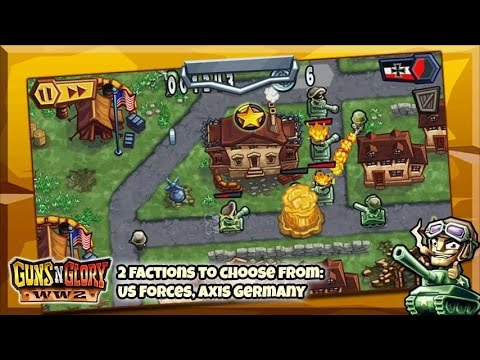 Guns'n'Glory WW2 Android Gameplay Video