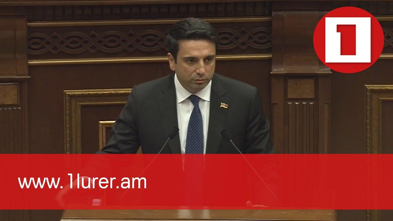 Հայաստանում 1996-2018 թթ. բոլոր ընտրությունները եղել են կեղծված. Ալեն Սիմոնյան