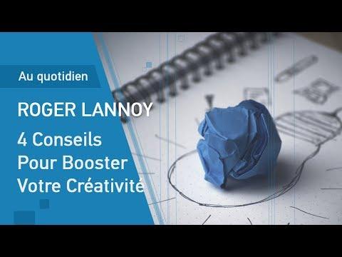 4 Conseils Pour Booster Votre Créativité
