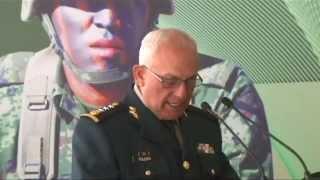 preview picture of video 'En la Décima primera región militar, se celebra el Día del Ejército'