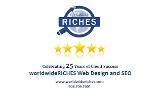 worldwideRiches Web Design and SEO - Video - 1