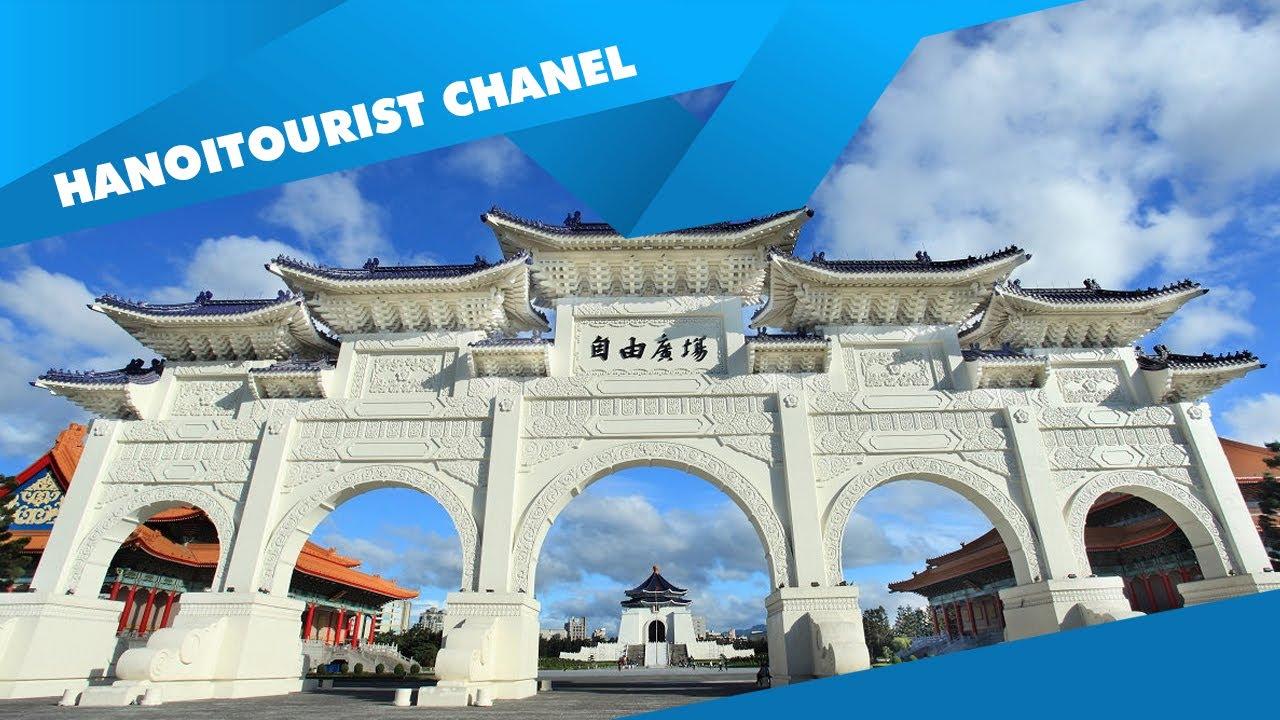 Du lịch Đài Loan - Đài Bắc - Đài Trung - Cao Hùng