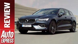 Volvo V60 2018 - dabar