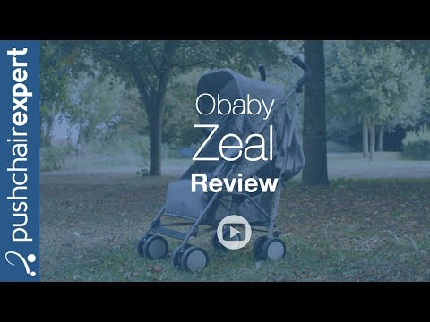 Obaby Zeal Review – Pushchair Expert – Up Close