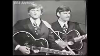 Everly Brothers International Archive :  Kraft Music Hall   1966