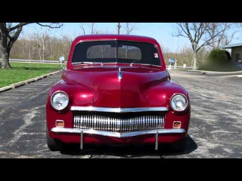 Video of Classic '49 Business Coupe Custom Offered by Gem City Classic Autos - H720