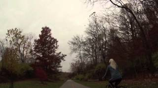 Bike ride on My Cannondale F7 At Miami Whitewater Forest- Harrison, OH (GO PRO HD)