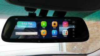 Установка блока Lexus All in One Android Interface - hmong video