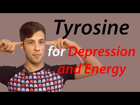 Video Tyrosine - An Amino Acid for Depression and Energy